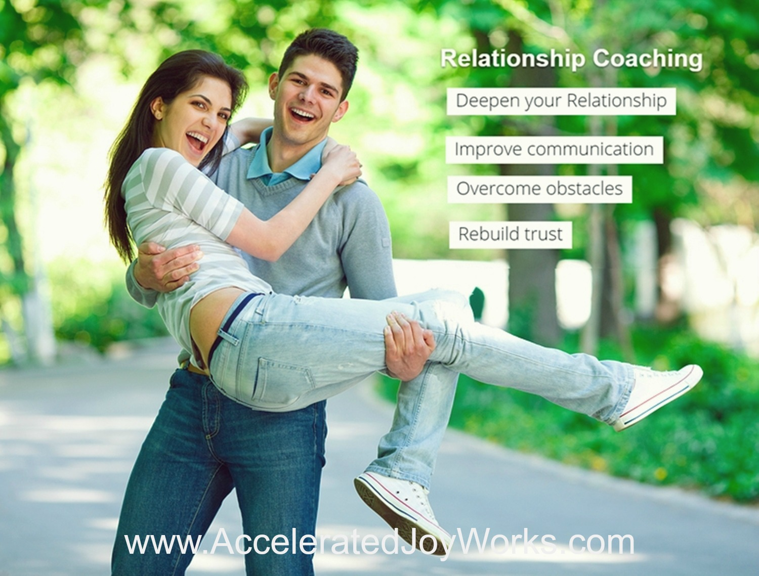 Relationship dating coach